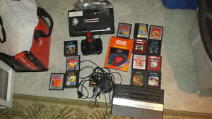 Selling original Atari excellent condition with games