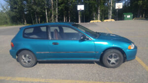 Honda Civic 1992 | Great Deals on New or Used Cars and