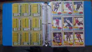 1980-81 o-pee-chee hockey cards complete set  Kitchener / Waterloo Kitchener Area image 1