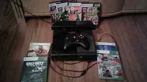 Xbox360 kinect 8games