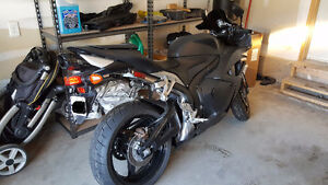2009 CBR600RR ABS -Two Brothers Blackseries