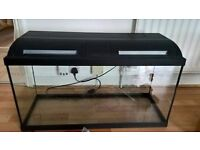 Fish tank about 95 litres, Good condition+ Couple more staff