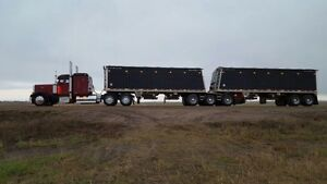 Pre owned grain trailers