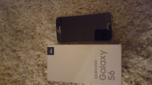 2 MONTH OLD SAMSUNG GALAXY S6 32 GB *MINT*