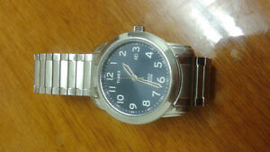 Timex indiglo stainless