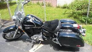 Honda 1100 Shadow ACE Tourer