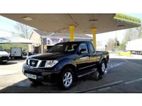 2009 NISSAN NAVARA 2.5 DCI King Cab Pick Up Acenta 4WD NO VAT