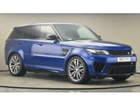2017 Land Rover Range Rover Sport 5.0 V8 SVR (s/s) 5dr SUV Petrol Automatic