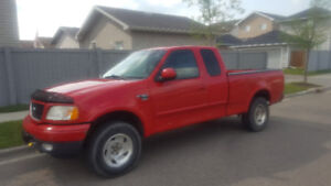 1999 Ford F-150 5.4L V8 with tow hitch