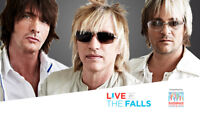 Live by the Falls presents Platinum Blonde