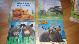 Large Lot of Children's Hard Cover Books