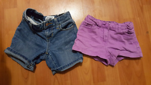 Size 6 shorts excellent condition, barely worn