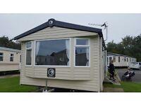 Caravan to rent now last few weeks of season Berwick Haven