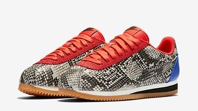 Mens Nike Cortez Premium Python Trainers Shoes UK 8.5 New without box