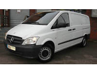 2012 Mercedes-Benz Vito 2.1CDi 113 ( EU5 ) Blue F - Long 113CDI FMBSH