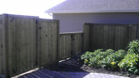FENCE to PATIO
