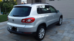 2010 VOLKSWAGEN TIGUAN 2.0 4, MOTIONS, HIGHLINE, SUV