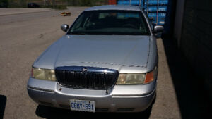 2002 Mercury Grand Marquis LS Premium Sedan