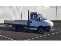 2013 63 PLATE Iveco Daily C Class 2.3TD 35C13 LWB DROPSIDE PICK UP