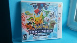 Pokemon Mystery Dungeon - Gates to Infinity