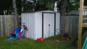 Shed - Sold