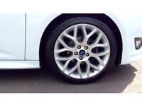 2017 Ford Focus 1.0 EcoBoost 125 ST-Line 5dr Manual Petrol Hatchback