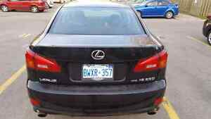 Mint lexus is250 awd 10000 grand or best offer Kitchener / Waterloo Kitchener Area image 2