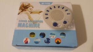 MY-510S White Sound Relaxation Machine with Timer
