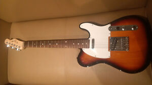 fender squire telecaster affinity series
