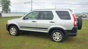 2005 Honda CRV LX - All Wheel Drive