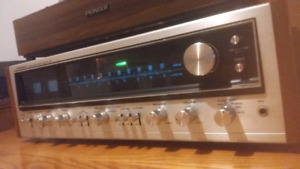 PIONEER SX-737Amplificateur Receiver