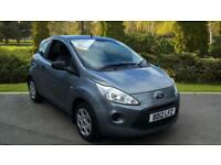 2012 Ford Ka 1.2 Studio (Start Stop) Manual Petrol Hatchback