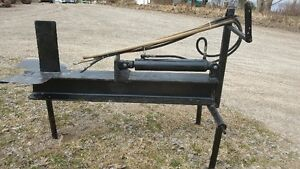 Tractor chains/  Wood Splitter