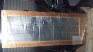 Brand New, $1200+, 'Jeld-Wen', Real Oak, Unfinished Door..$250