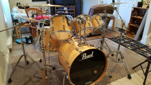Pearl Vision Drums For Sale