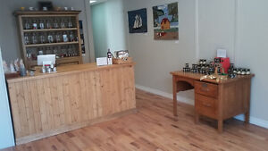 SUBLET available: retail or office space