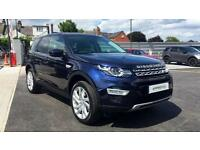 2016 Land Rover Discovery Sport 2.0 TD4 180 HSE Luxury 5dr Manual Diesel 4x4