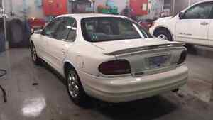 2002 Oldsmobile intrigue automatic