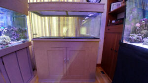 ****Custom Built Stand and Hood with 55Gal Tank****