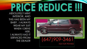 PRICE REDUCED FOR A CERTIFIED VAN!!!!