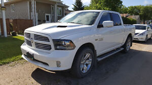 2013 Dodge Power Ram 1500 Sport Pickup Truck