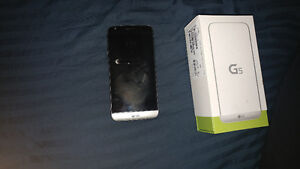 Looking to trade Lg g5 locked to MTS.
