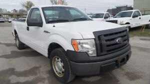 2010 Ford F-150 2WD ONLY 97,000 KMS ---$9,995--- 8' LONG BOX