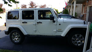 2015 Jeep Wrangler Sahara Unlimited Other