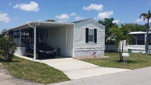 Maison mobile à louer en Floride - Aout à Octobre 2016