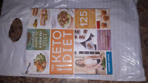 KETO book - New