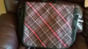 new laptop bag-never used
