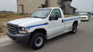 2002 Ford F-250 XL SUPERDUTY NEW TIRES Great Work Truck