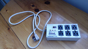 Isobar 6-Outlet Surge Protector ISOTEL 6 ULTRA by TRIPP-LITE