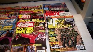Various Automotive Magazines (1990's) Kitchener / Waterloo Kitchener Area image 5